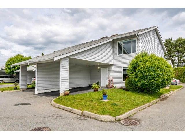 61 26970 32 AVENUE - Aldergrove Langley Townhouse for sale, 3 Bedrooms (R2462611) #1