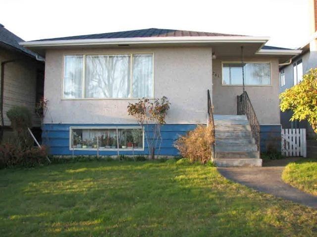 761 E 60th Av - South Vancouver House/Single Family for sale, 4 Bedrooms (V585326) #1