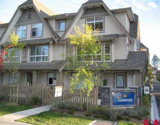 # 22 12738 66th Av - West Newton Townhouse for sale, 3 Bedrooms (F2521563) #1