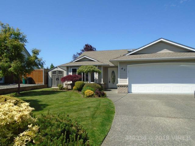 45 MAGNOLIA DRIVE - PQ Parksville Single Family Detached for sale, 3 Bedrooms (440336) #1