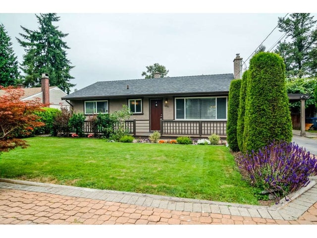 10167 HELEN DRIVE - Cedar Hills House/Single Family for sale, 2 Bedrooms (R2190676)