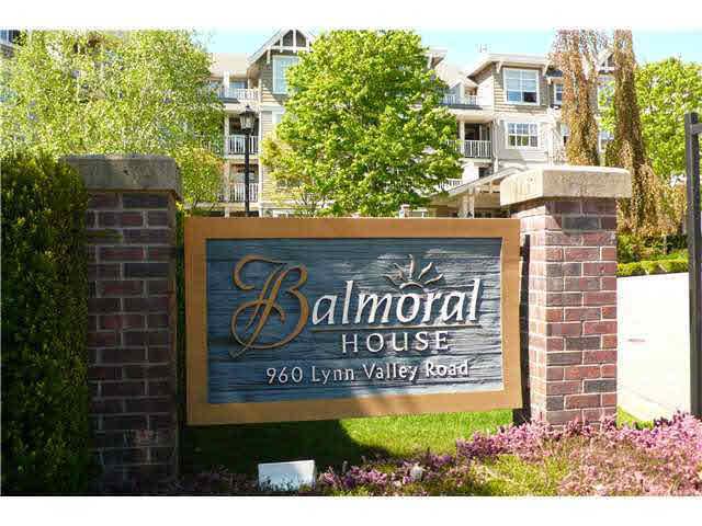 102 960 LYNN VALLEY ROAD - Lynn Valley Apartment/Condo for sale, 1 Bedroom (V1137358) #1