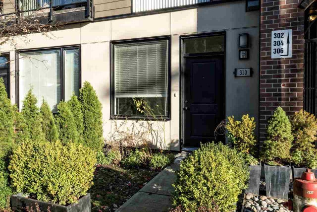 310 SEYMOUR RIVER PLACE - Seymour NV Townhouse for sale, 3 Bedrooms (R2017616) #1