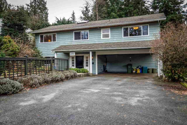 1757 ROSS ROAD - Westlynn Terrace House/Single Family for sale, 4 Bedrooms (R2027750) #1