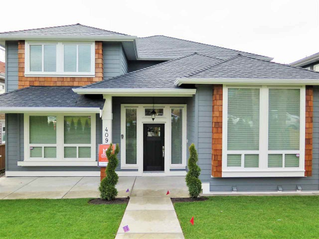 409 E 12TH STREET - Central Lonsdale House/Single Family for sale, 6 Bedrooms (R2030468) #1