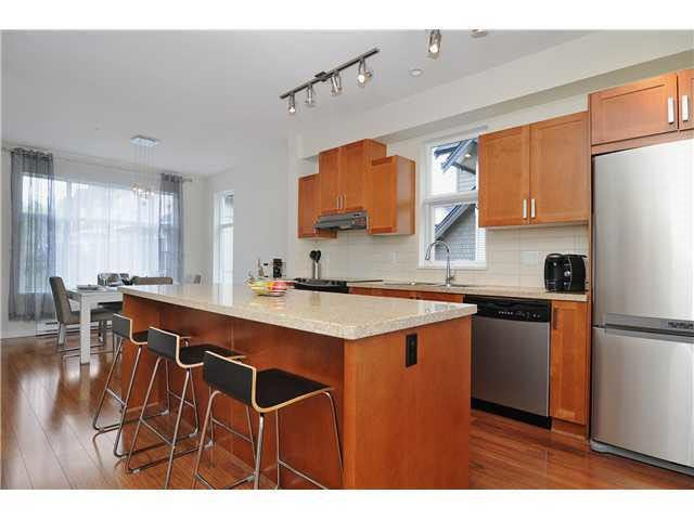 778 ORWELL STREET - Lynnmour Townhouse for sale, 3 Bedrooms (R2054110) #2
