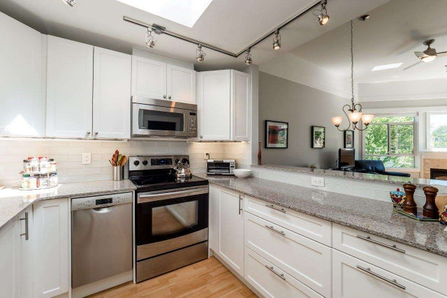 412 128 W 8TH STREET - Central Lonsdale Apartment/Condo for sale, 1 Bedroom (R2071399) #3