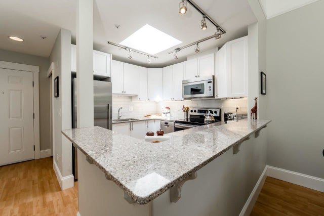 412 128 W 8TH STREET - Central Lonsdale Apartment/Condo for sale, 1 Bedroom (R2071399) #5