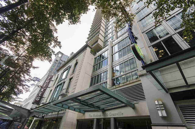 407 610 GRANVILLE STREET - Downtown VW Apartment/Condo for sale, 1 Bedroom (R2079660) #16