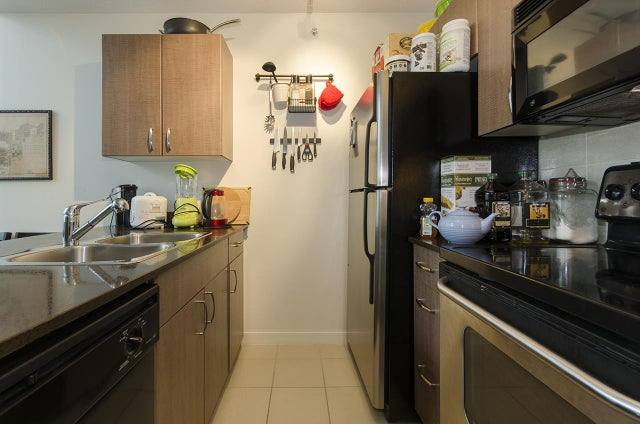 407 610 GRANVILLE STREET - Downtown VW Apartment/Condo for sale, 1 Bedroom (R2079660) #5