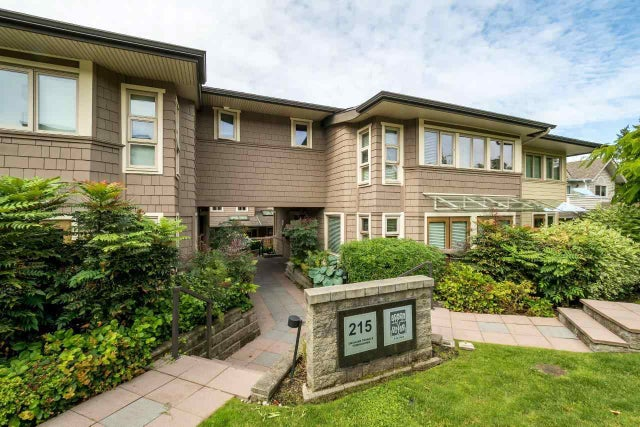 3 215 E 4TH STREET - Lower Lonsdale Townhouse for sale, 3 Bedrooms (R2082263) #1