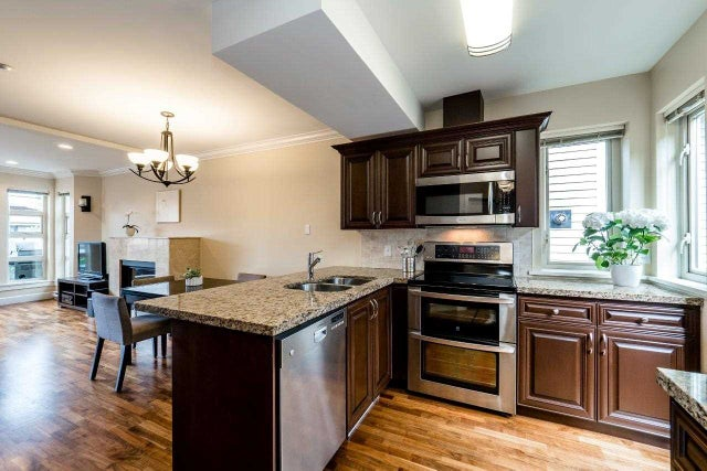 3 215 E 4TH STREET - Lower Lonsdale Townhouse for sale, 3 Bedrooms (R2082263) #3