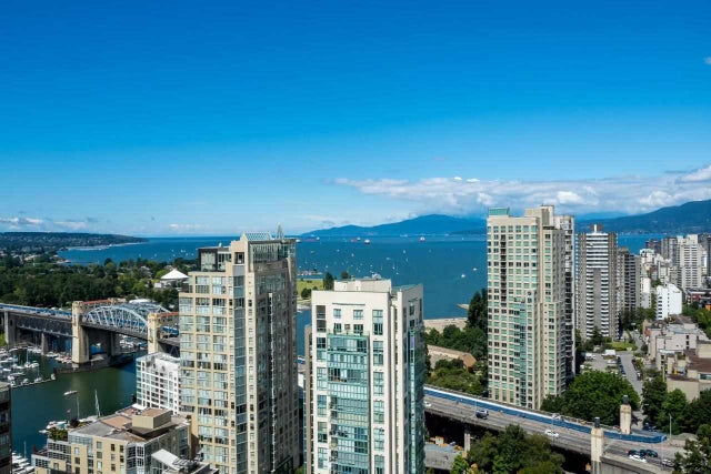 2604 1455 HOWE STREET - Yaletown Apartment/Condo for sale, 2 Bedrooms (R2089412) #1