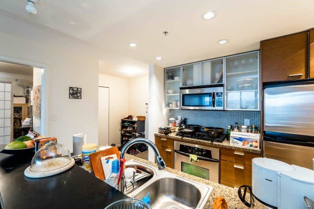 1101 980 COOPERAGE WAY - Yaletown Apartment/Condo for sale, 2 Bedrooms (R2117682) #8