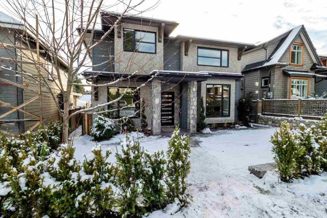 1087 ROSS ROAD - Lynn Valley House/Single Family for sale, 6 Bedrooms (R2126932) #1