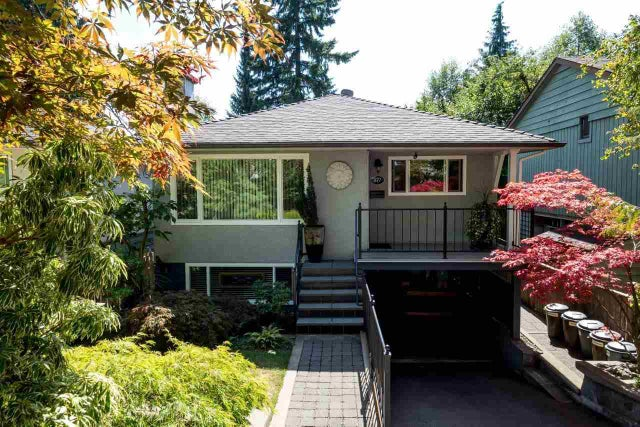1177 CROFT ROAD - Lynn Valley House/Single Family for sale, 3 Bedrooms (R2129664) #1