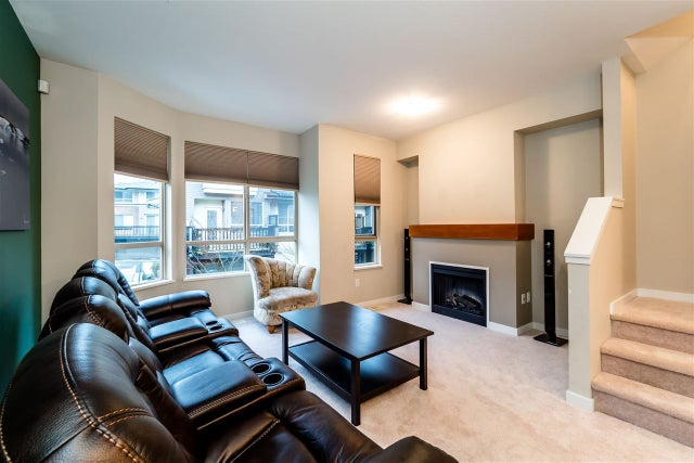 25 100 KLAHANIE DRIVE - Port Moody Centre Townhouse for sale, 3 Bedrooms (R2138395) #4