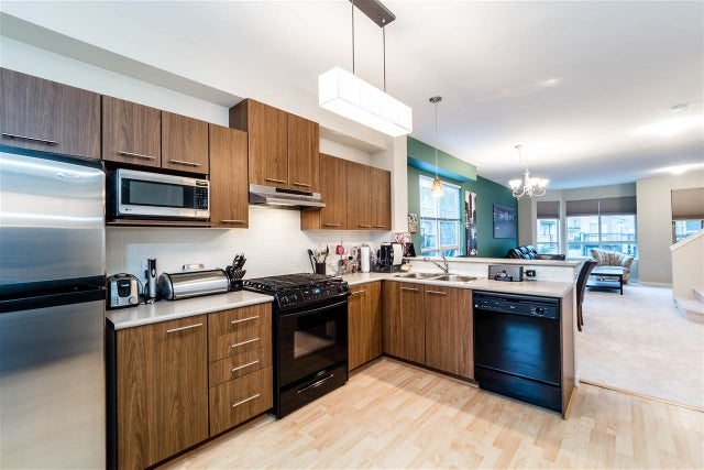 25 100 KLAHANIE DRIVE - Port Moody Centre Townhouse for sale, 3 Bedrooms (R2138395) #8