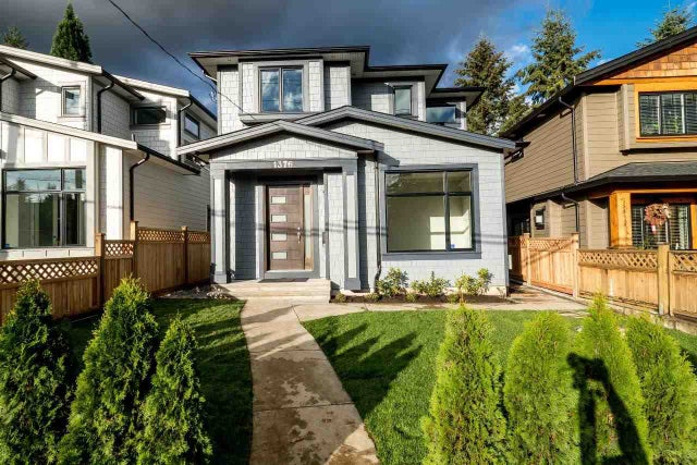 1376 ROSS ROAD - Lynn Valley House/Single Family for sale, 5 Bedrooms (R2142549) #1