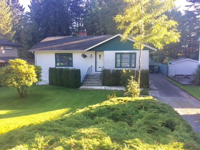 987 SHAKESPEARE AVENUE - Lynn Valley House/Single Family for sale, 2 Bedrooms (R2214494) #1