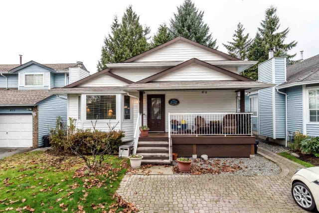 821 PORTEAU PLACE - Roche Point House/Single Family for sale, 4 Bedrooms (R2220402) #1