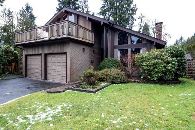 3811 LAWRENCE PLACE - Lynn Valley House/Single Family for sale, 3 Bedrooms (R2229918) #1