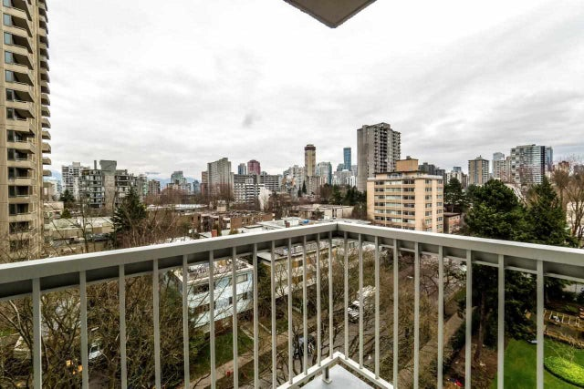904 1740 COMOX STREET - West End VW Apartment/Condo for sale, 1 Bedroom (R2239895) #17