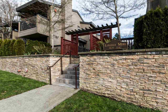 3138 LONSDALE AVENUE - Upper Lonsdale Townhouse for sale, 2 Bedrooms (R2262960) #1