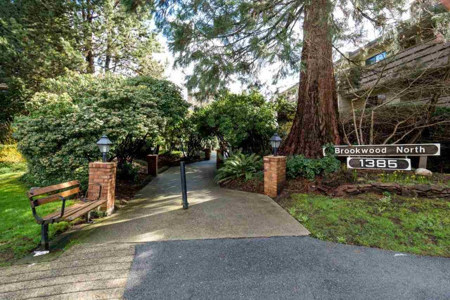 110 1385 DRAYCOTT ROAD - Lynn Valley Apartment/Condo for sale, 2 Bedrooms (R2267854) #1