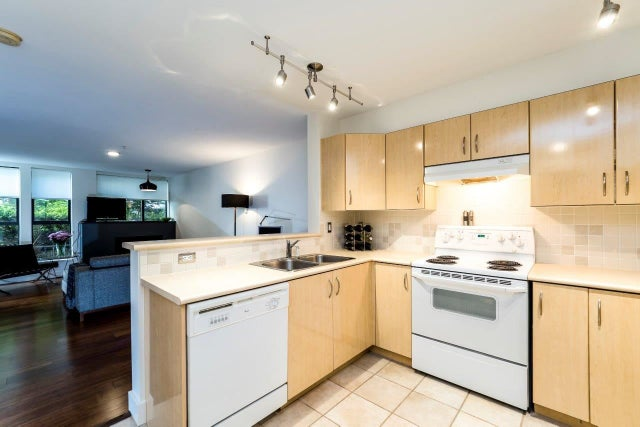 203 305 LONSDALE AVENUE - Lower Lonsdale Apartment/Condo for sale, 1 Bedroom (R2267882) #8