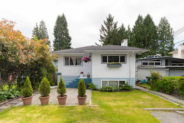 1345 DORAN ROAD - Lynn Valley House/Single Family for sale, 4 Bedrooms (R2462917) #1