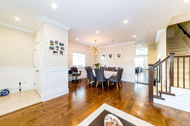 315 E 8TH STREET - Central Lonsdale 1/2 Duplex for sale, 5 Bedrooms (R2539203) #2