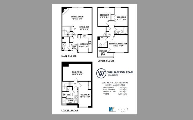 2363 MOUNTAIN HIGHWAY - Lynn Valley Townhouse for sale, 4 Bedrooms (R2543885) #28