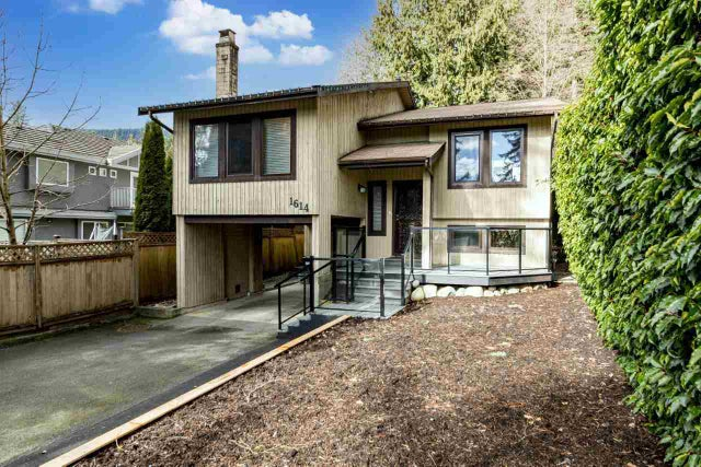 1614 LYNN VALLEY ROAD - Lynn Valley House/Single Family for sale, 4 Bedrooms (R2543887) #1