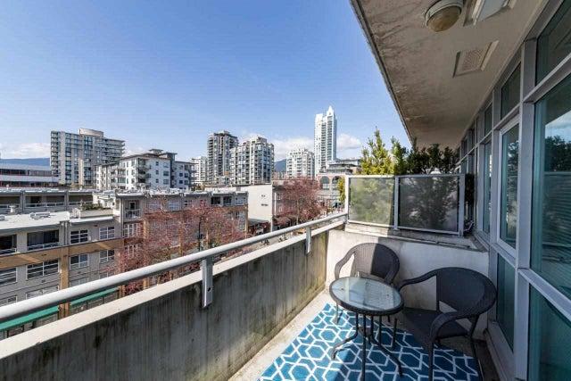 610 100 E ESPLANADE - Lower Lonsdale Apartment/Condo for sale, 1 Bedroom (R2561680) #20