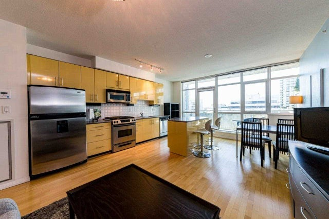 610 100 E ESPLANADE - Lower Lonsdale Apartment/Condo for sale, 1 Bedroom (R2561680) #2