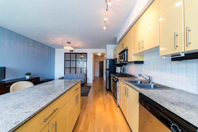 610 100 E ESPLANADE - Lower Lonsdale Apartment/Condo for sale, 1 Bedroom (R2561680) #4