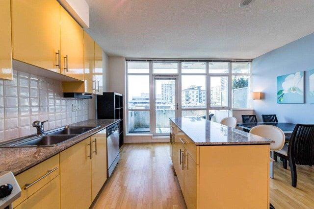 610 100 E ESPLANADE - Lower Lonsdale Apartment/Condo for sale, 1 Bedroom (R2561680) #5