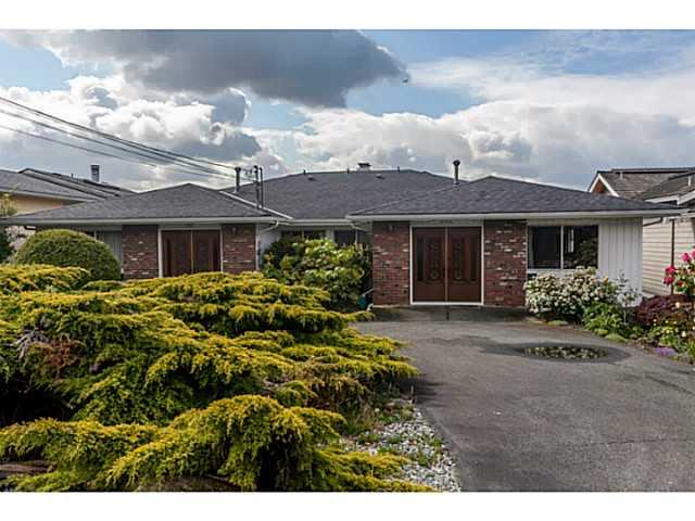 1144 DUCHESS AV - Ambleside 1/2 Duplex for sale, 3 Bedrooms (V1120363) #1
