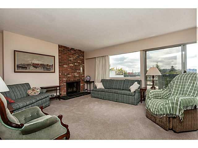 1144 DUCHESS AV - Ambleside 1/2 Duplex for sale, 3 Bedrooms (V1120363) #4