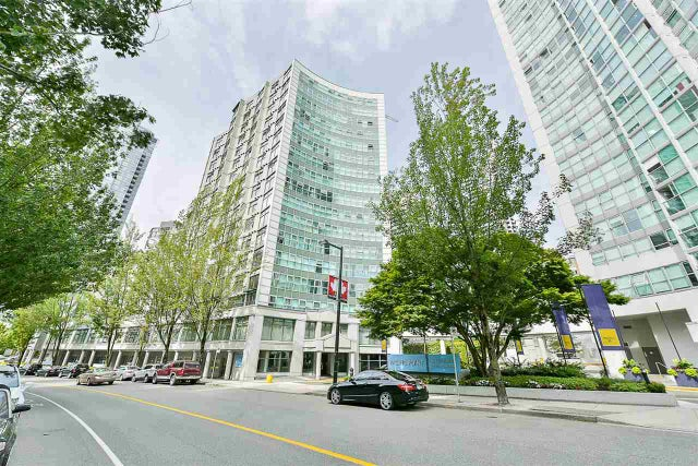 209 1331 HOMER STREET - Yaletown Apartment/Condo for sale, 2 Bedrooms (R2187942)