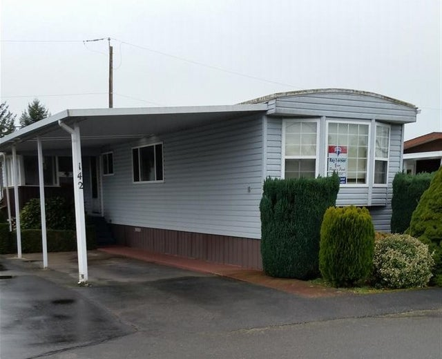 142 27111 0 AVENUE - Aldergrove Langley Manufactured for sale, 2 Bedrooms (R2021562) #1