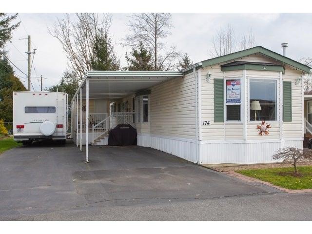 174 27111 0 AVENUE - Aldergrove Langley Manufactured for sale, 2 Bedrooms (R2039210) #1