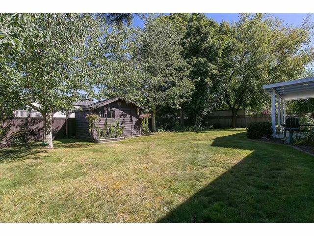 26931 33 AVENUE - Aldergrove Langley House/Single Family for sale, 4 Bedrooms (R2103965) #20