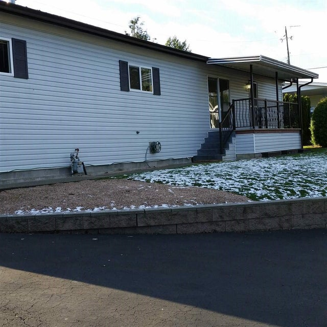 261 27111 0 AVENUE - Otter District Manufactured for sale, 2 Bedrooms (R2127444) #1