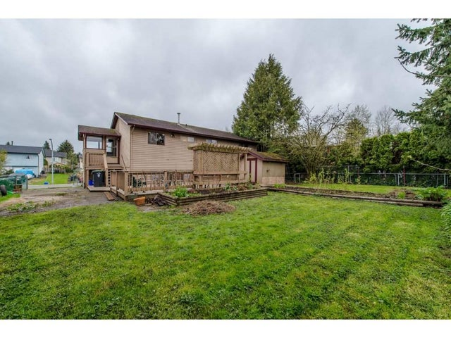 26847 33A AVENUE - Aldergrove Langley House/Single Family for sale, 4 Bedrooms (R2157813) #20