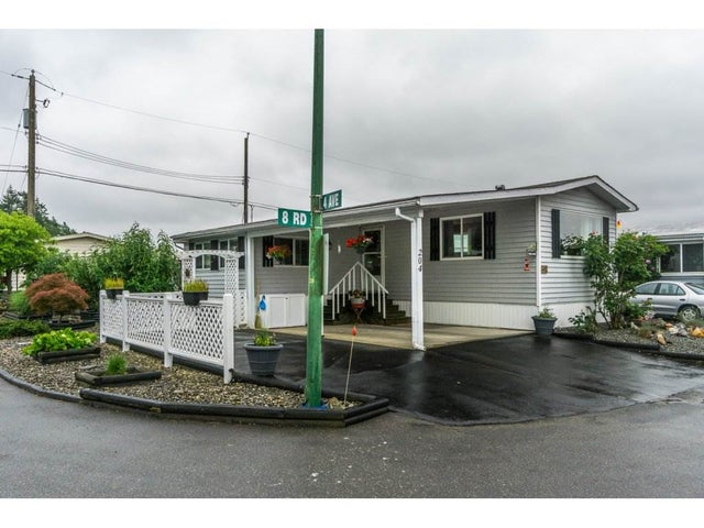 204 27111 0 AVENUE - Otter District Manufactured for sale, 2 Bedrooms (R2172642)