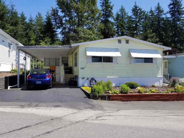 251 27111 0 AVENUE - Otter District Manufactured for sale, 3 Bedrooms (R2186608) #1