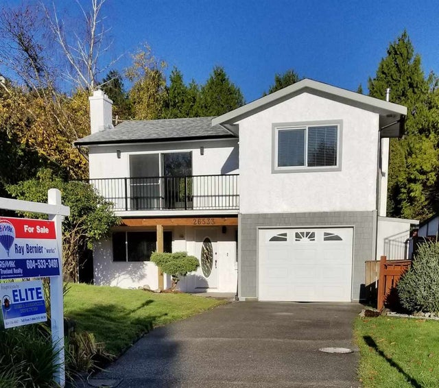 26533 30A AVENUE - Aldergrove Langley House/Single Family for sale, 3 Bedrooms (R2219104) #1