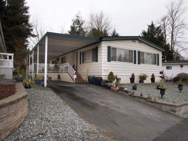 22 27111 0 AVENUE - Aldergrove Langley Manufactured for sale, 2 Bedrooms (R2244578) #1